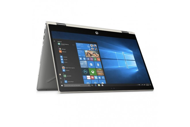 "Convertible 2 en 1 HP - 14-cd0003la - Intel Core i3 - 14"" Pulgadas - Disco Duro 500GB - Plata1"