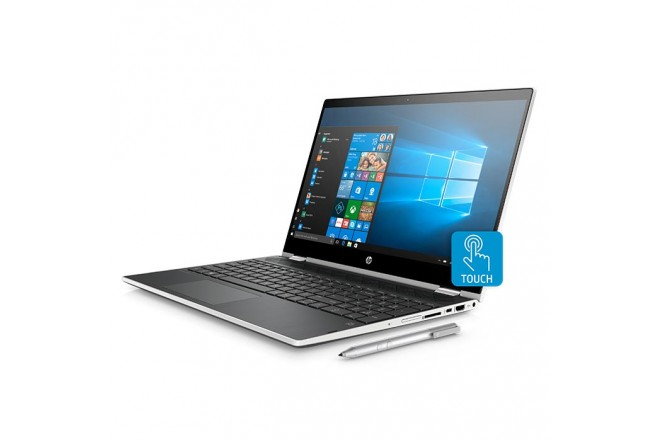"Convertible 2 en 1 HP - 15-cr0002la - Intel Core i5 - 15.6"" Pulgadas - Disco Duro 1TB - Plata3"
