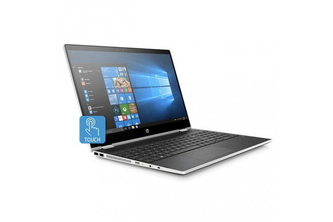 "Convertible 2 en 1 HP - 15-cr0002la - Intel Core i5 - 15.6"" Pulgadas - Disco Duro 1TB - Plata2"