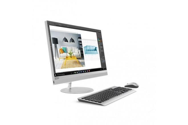 """PC All in One LENOVO - 520 - Intel Core i3 - 23.8"""" Pulgadas - Disco Duro 1Tb - Plata5"""