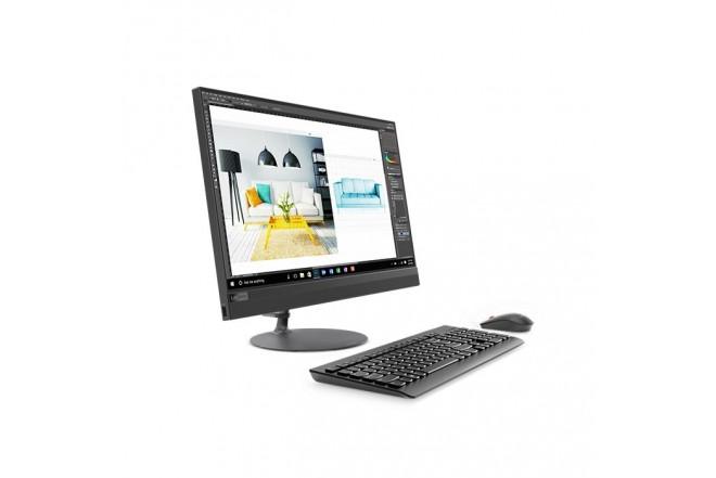 "PC All in One LENOVO - F0DN002ULD - 520 - AMD Ryzen 3 - 23.8"" Pulgadas - Disco Duro 2Tb - Negro4"