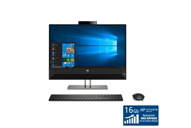 PC All in one HP 24 xa016la Intel Core I5 Optaine_1