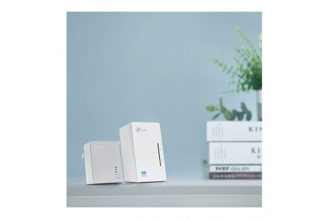 Power Line TP-LINK WiFi 300mbps 3