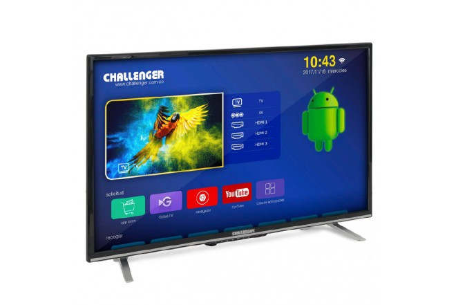 "TV 43"" 109cm CHALLENGER LED 43T20FHD Internet"