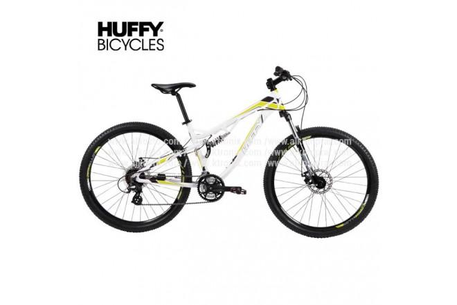 """Bicicleta de montaña HUFFY de 27.5"""" Blanca"""