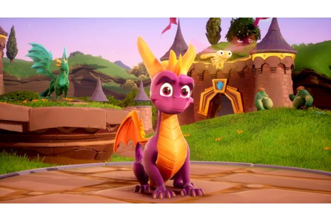 Juego Switch Spyro 3
