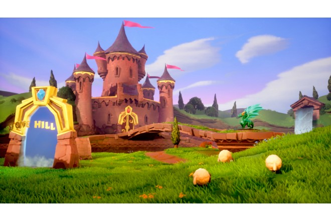 Juego Switch Spyro 5