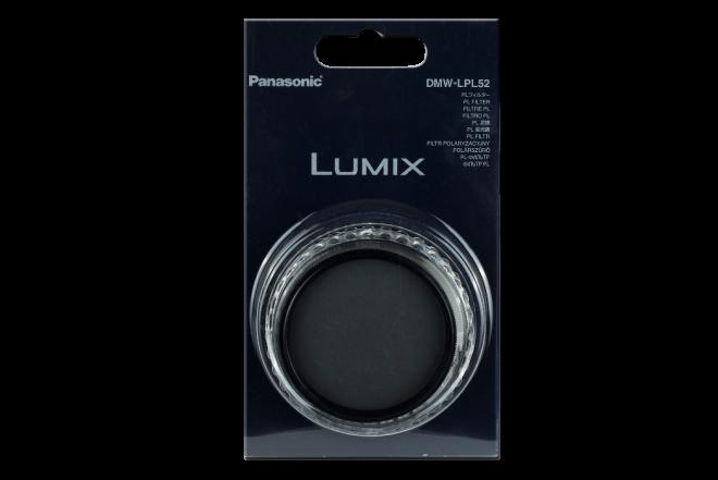Filtro PANASONIC lente 52 mm (Accesorios Cámaras y videocámaras)