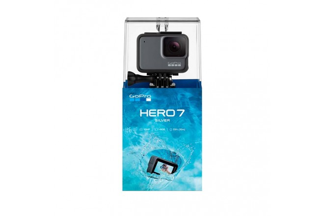 Cámara GoPro HERO7 Silver