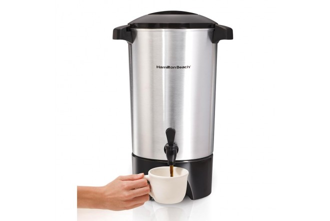 Máquina de Café HAMILTON BEACH 12 A 42 Tazas