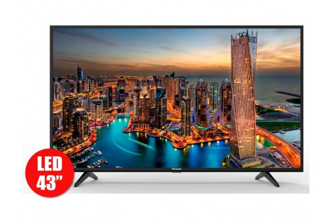 "Tv 43"" 108cm PANASONIC 43FS500 FHD Internet"