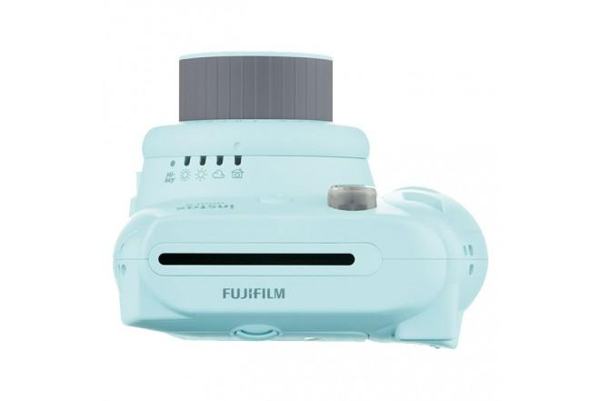 Cámara FUJIFILM INSTAX Mini 9 Azul Hielo + Estuche