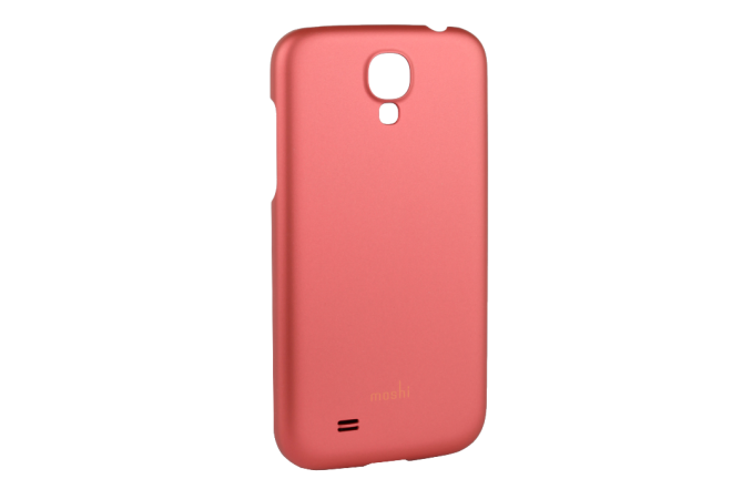Carcasa iGlaze MOSHI Samsung Galaxy S4 Rojo (Accesorios)