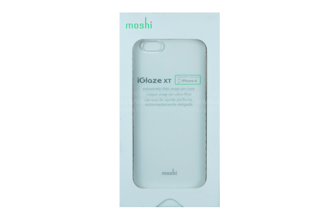 Carcasa MOSHI iGlaze XT iPhone 6 Clear