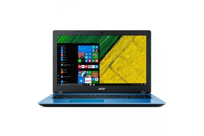 "Portátil ACER - A31P00T - Intel Pentium - 15.6"" Pulgadas - Disco Duro 500Gb - Azul"
