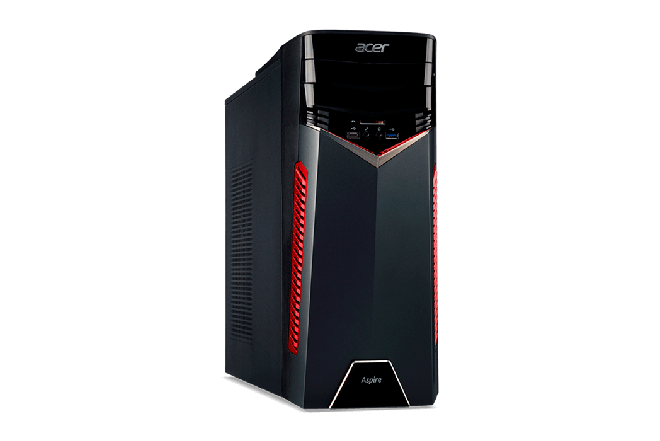 PC Gamer ACER - 	GX-785-SR12 - Intel Core i7 - Disco Duro 1TB - Negro