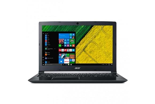 "Portátil ACER - A518827 - Intel Core I7 - 15.6"" Pulgadas - Disco Duro 1Tb - Iron"