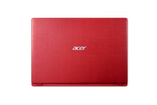 """Portátil ACER - A31C1WF - Intel Celeron - 14"""" Pulgadas - Disco Duro 500Gb - Rojo"""