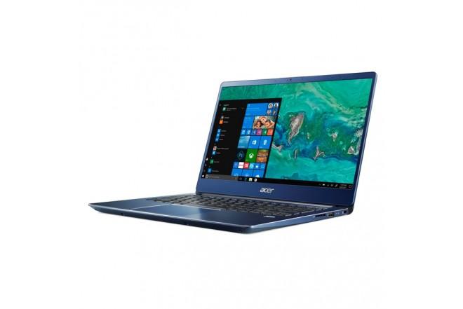 "Portátil ACER - SF314-54-P6HW - Intel Pentium 4415U - 14"" Pulgadas - Disco Duro 1TB  - Azul3"
