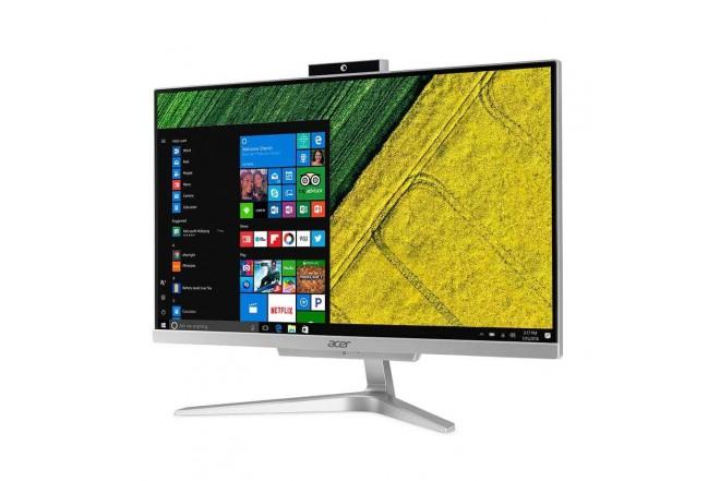 """PC All in One ACER - SR11 - Intel Core i3 - 21.5"""" Pulgadas - Disco Duro 1Tb - Plata5"""