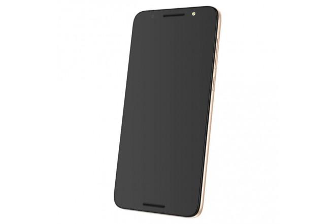 Celular Libre ALCATEL A3 Plus SS 3G Negro/Dorado
