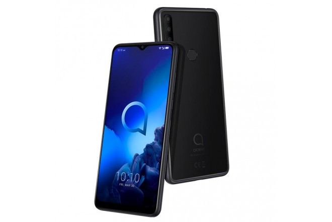 Celular ALCATEL 3X 2019 - 64GB Negro8