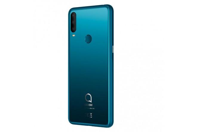 Celular ALCATEL 3X 2019 - 64GB Negro Verde5