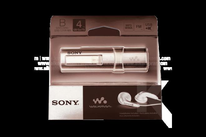 MP3 SONY NWZ-B183F/Black 4GB