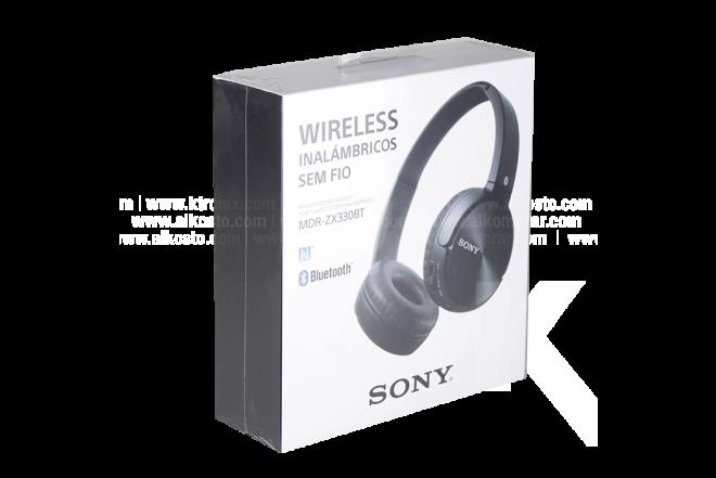 Audífono SONY Inalámbrico On Ear 330 Negro