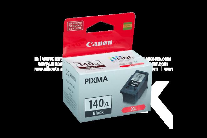 Tinta CANON PG-140XL Black