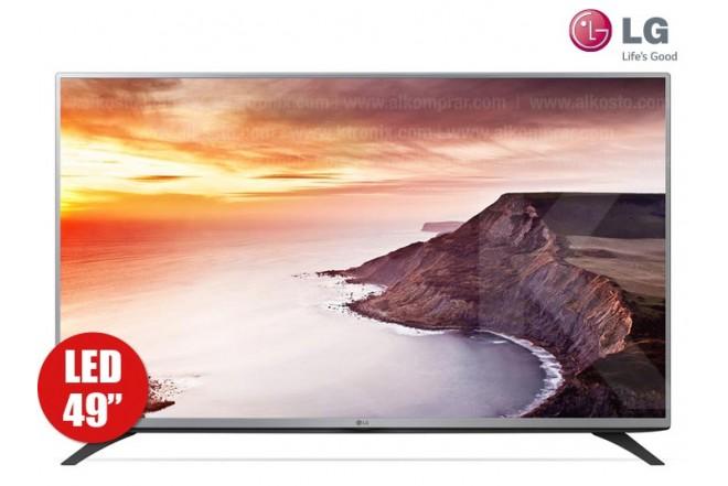 """TV 49"""" 124cm LED LG 49LF541 Full HD"""