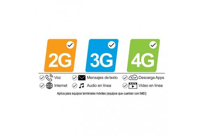 Celular HUAWEI P30 Lite 256G Azul Morado7
