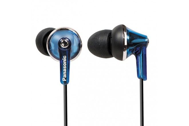 Audífonos PANASONIC Alámbricos In Ear HJE190 Azul