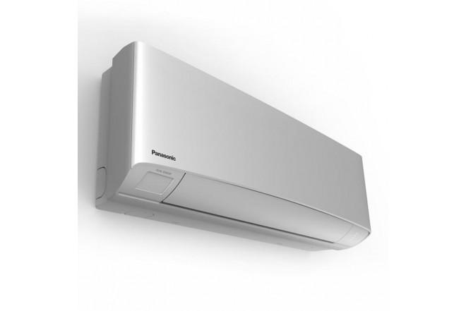 Aire Acondicionado PANASONIC Inverter Deluxe 9000BTU 220V Gris1