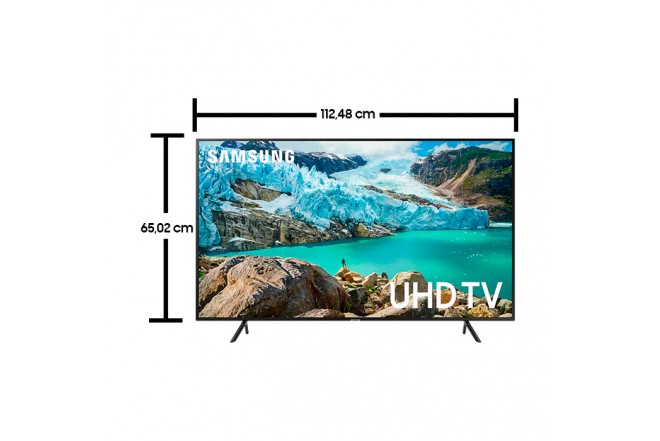 "TV 50"" 127cm Samsung 50RU7100 UHD Smart TV"