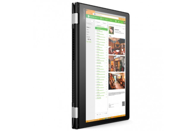 "Convertible 2 en 1 LENOVO Yoga 510 Core i7 14"" Negro"