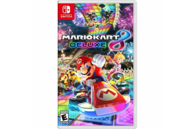 Videojuego SWITCH Mario Kart 8 Deluxe-2