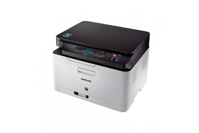 Impresora Multifuncional SAMSUNG SL-C480W/AX