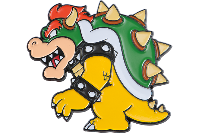 Pin Super Mario Collector-i