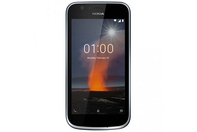 Celular libre NOKIA 1 TA-1056 Azul Oscuro DS 4G