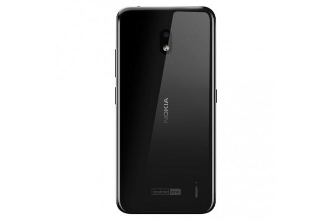 Celular NOKIA 2.2 - 32GB Negro Rosado4