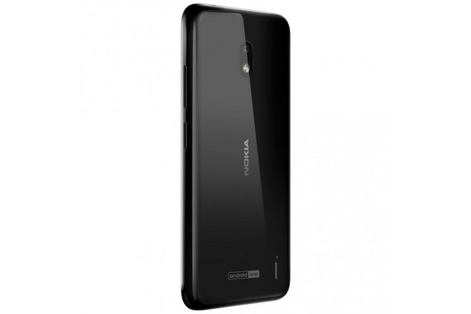 Celular NOKIA 2.2 - 32GB Negro Rosado6