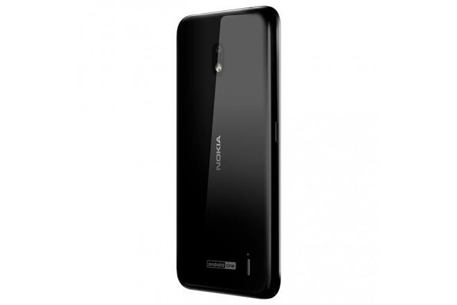 Celular NOKIA 2.2 - 32GB Negro Rosado5