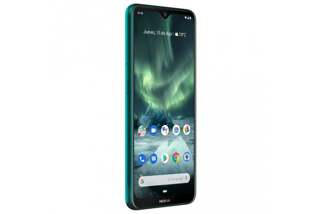 Celulare NOKIA 7.2 - 128GB Verde3