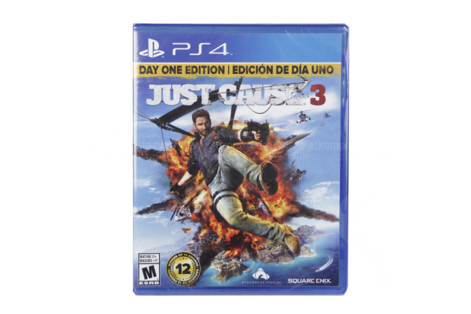 Videojuego Play Station 4 SONY Just Cause 3