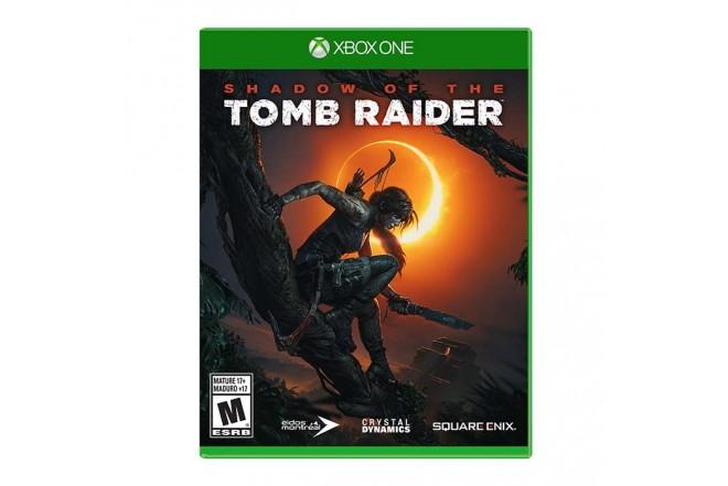 Video Juego XBOX ONE Shadow Tomb Raider