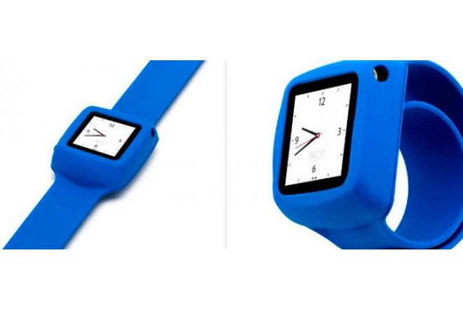 Pulsera  GRIFFIN para iPod Nano6 Azul