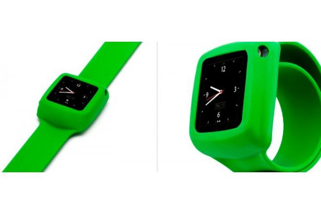 Pulsera  GRIFFIN para iPod Nano6 Verde
