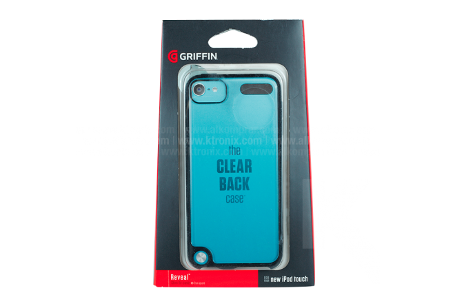 Carcasa GRIFFIN Reveal iPod Touch 5