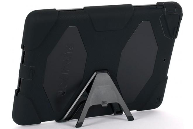 Carcasa Survivor GRIFFIN iPad Air Negra